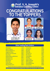 <b>KEAM 2013 Toppers </b><br>Congratulations